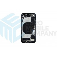 iPhone SE 2020 Middle Frame OEM Pulled (A) Complete With Parts (No Battery) - Black
