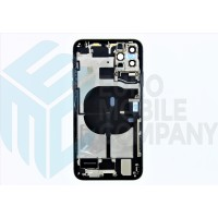 iPhone 11 Pro Max Middle Frame OEM Pulled (A) Complete With Parts (No Battery) - Space Grey