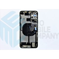 iPhone 11 Pro Max Middle Frame OEM Pulled (A) Complete With Parts (No Battery) - Silver