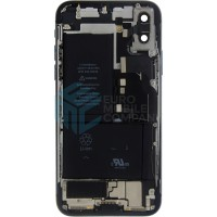 iPhone X Middle Frame OEM Pulled (A) Complete With Parts & Battery - Black