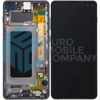 Samsung Galaxy S10 Plus SM-G975F (GH82-18849A) Display Complete  - Prism Black
