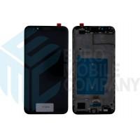 Huawei Y7 2018 (LDN-L01/ LDN-L21)/ Y7 Prime 2018/ Honor 7C (LDN-L01/ LDN-L21)/ Y7 Pro/ Nova 2 Lite Display+Digitizer + Frame - Black