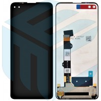 Moto G5G Plus (XT2075) Display + Digitizer Complete - Black