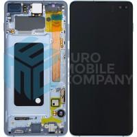 Samsung Galaxy S10 Plus (SM-G975F) Display Complete - Prism Blue