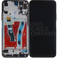 Huawei P Smart Pro Display + Digitizer + Frame - Black