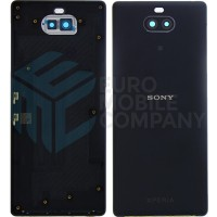 Sony Xperia 10 Back Cover Complete - Black