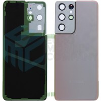 Samsung Galaxy S21 Ultra (SM-G998B) Battery Cover - Phantom Silver