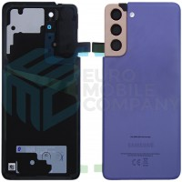 Samsung Galaxy S21 (SM-G991B) Battery Cover (GH82-24520B) - Phantom Violet