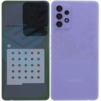 Samsung Galaxy A72 4G/5G 2021 SM-A725/A726 Battery Cover - Awesome Violet