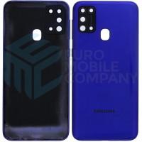 Samsung Galaxy M31 (SM-M315F) Battery Cover - Blue