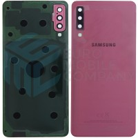 Samsung Galaxy A7 2018 (SM-A750F) Battery Cover - Pink