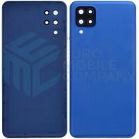 Samsung Galaxy M12 (SM-M217F) Battery Cover - Blue