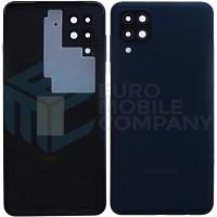 Samsung Galaxy M12 (SM-M217F) Battery Cover - Black