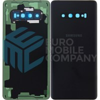 Samsung Galaxy S10 Plus (SM-G975F) Battery Cover - Prism Black