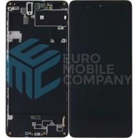 Samsung Galaxy A71 SM-A715F (GH82-22152A) Display - Black