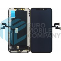 iPhone XS Display incl Digitizer - Replacement Glass - Black