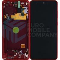 Samsung Galaxy Note 10 Lite SM-N770F (GH82-22055C) Display - Aura Red