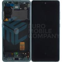 Samsung Galaxy S20FE SM-G780F (GH82-24219D) Display Complete - Cloud Mint