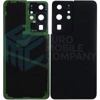 Samsung Galaxy S21 Ultra (SM-G998B) Battery Cover - Phantom Black