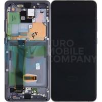 Samsung Galaxy S20 Ultra SM-G988F (GH82-22271B) Display Complete - Cosmic Grey