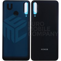 Huawei P Smart Pro Battery Cover -  Black