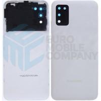 Samsung Galaxy A02s (SM-A025F) Battery Cover - White
