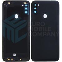 Samsung Galaxy A11 (SM-A115F) Battery Cover -  Black