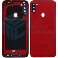 Samsung Galaxy A11 (SM-A115F) Battery Cover - Red