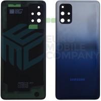 Samsung Galaxy M31s (SM-M317F) Battery Cover - Blue