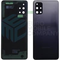 Samsung Galaxy M31s (SM-M317F) Battery Cover - Black