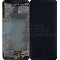 Samsung Galaxy A42 5G SM-A426B Display (GH82-24376A/GH82-24375A) - Black