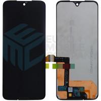 Motorola G7/ G7 Plus Display Display + Digitizer (5D68C13143) - Black