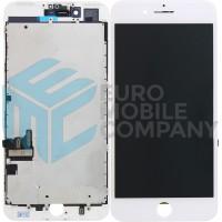 iPhone 7 Plus Display + Digitizer Full Original (DTP/C3F Version) - White