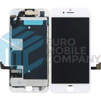iPhone 8/ iPhone SE (2020) Display + Digitizer Full OEM Pulled - White