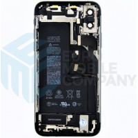 iPhone XS Middle Frame OEM Pulled (A) Complete With Parts & Battery - Black