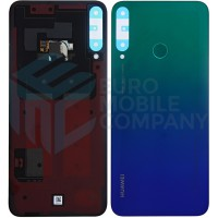 Huawei P40 Lite E (ART-L29) Battery Cover (02353LJF) - Green