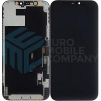 iPhone 12/12 Pro Display + Digitizer OEM Pulled - Black