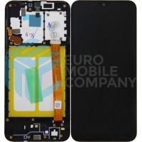 Samsung Galaxy A20e (SM-A202F) Display GH82-20229A - Black