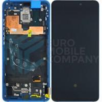 Xiaomi Mi 9T/Mi 9T Pro/ Redmi K20 Pro (OEM) Display Complete With Frame - Blue