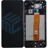 Samsung Galaxy A12 2020 SM-A125 (GH82-24490A) Display Complete - Black