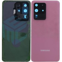 Samsung Galaxy S20 Ultra (SM-G988B/DS) Battery Cover - Pink