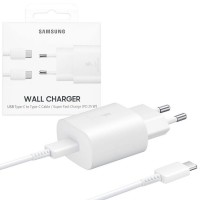 Samsung Super fast travel charger 3000mAh 25W + Type C Cable EP-TA800XWEGWW - White