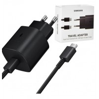 Samsung Super fast travel charger 3000mAh 25W + Type C Cable EP-TA800XBEGWW - black