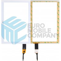Acer Iconia One 10 B3-A40 Digitizer - White