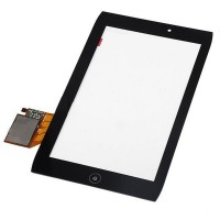 Acer Iconia Tab A100 Digitizer - Black