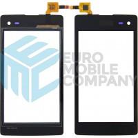 Acer Liquid Z220 Digitizer - Black