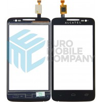Alcatel One Touch M Pop (5020) Digitizer - Black