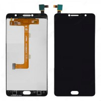 Alcatel Pop 4S LCD Complete - Black