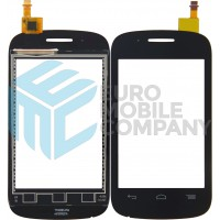 Alcatel One Touch Pop C1 (4015) Digitizer - Black