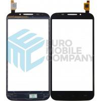 Alcatel One Touch POP S7 (7045) Digitizer - Black